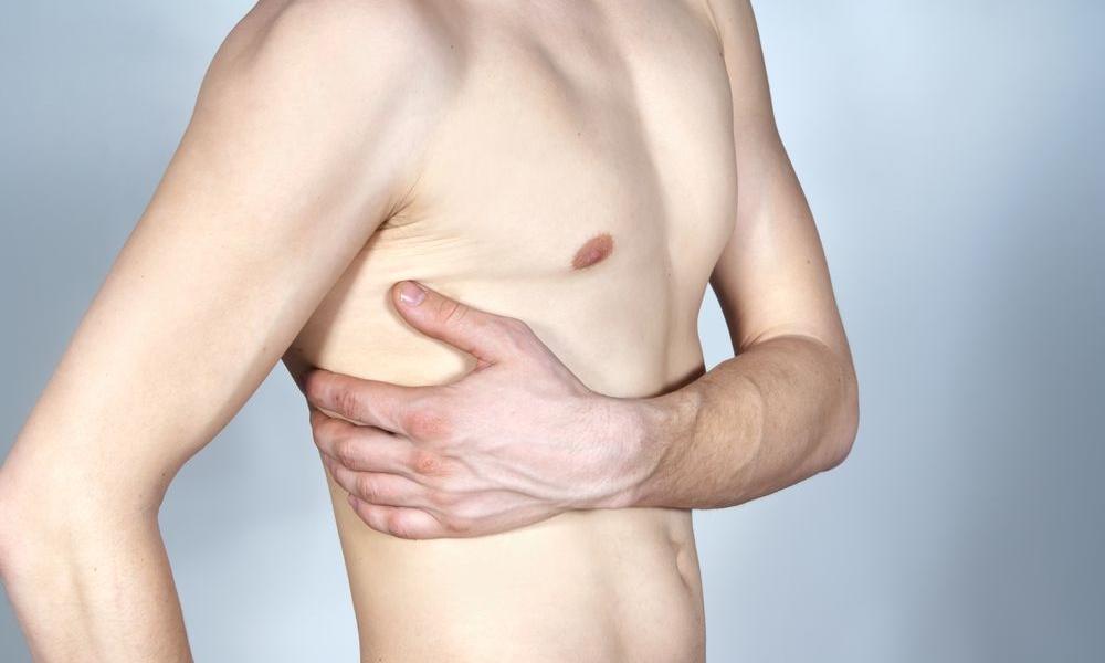 Боль справа груди там где рёбра