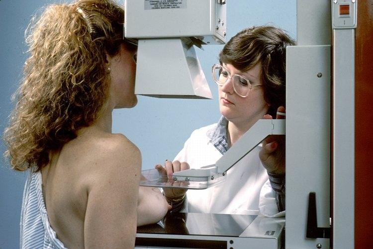 выявление рака молочной железы в клинике