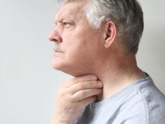 Боли в области горла -повод задуматься над здоровьем.