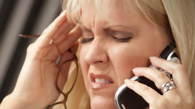 Боли головы являются признаком патологии