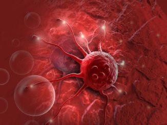 Раковые клетки присутствуют в слюне и тест сможет их найти.