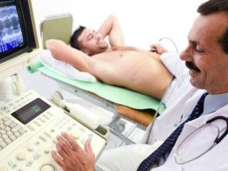 узи диагностика брюшной полости мужчины.