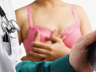 На приёме у врача маммолога